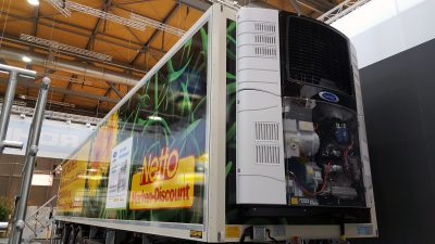 Carrier-Transicold-IAA-Netto-Marken-Discount-Natural-Refrigerant-trailer