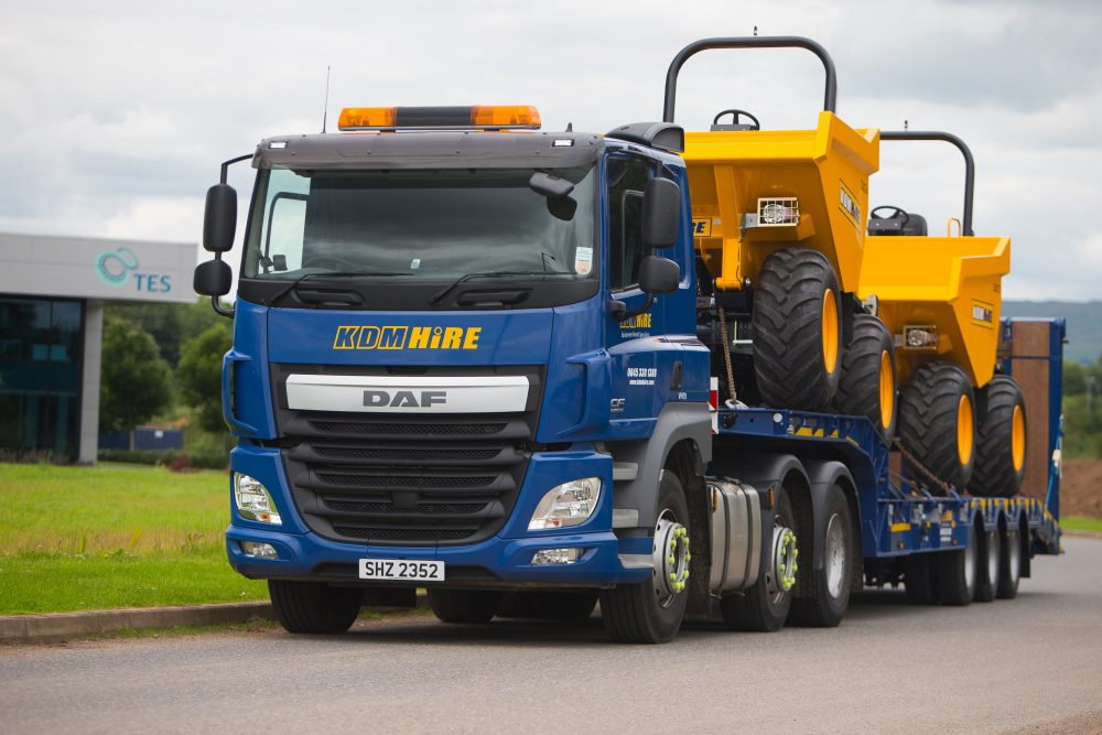 ANDOVER TRAILERS LAUNCHES A NEW GENERATION OF STEP FRAME - Andover ...