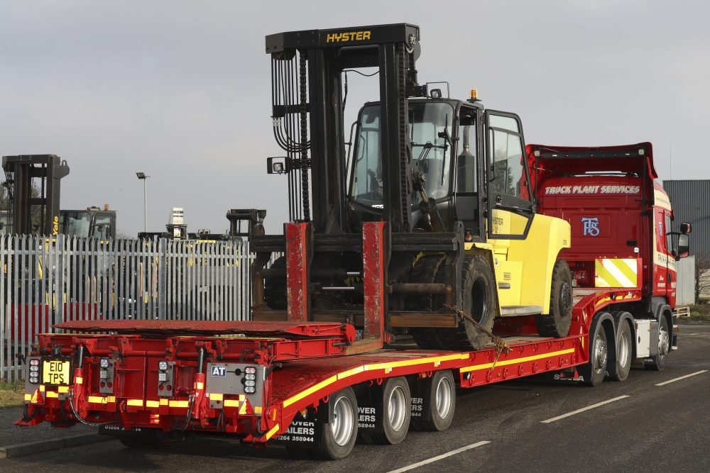 TRUCK PLANT SERVICES\' NEW STEP FRAME CONTINUES 20-YEAR RELATIONSHIP ...