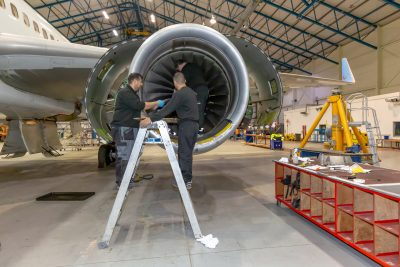 064-01-Caerdav-Level-3-Aircraft-Maintenance-Apprenticeship-Programme