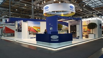 Carrier-Transicold-IAA-Stand