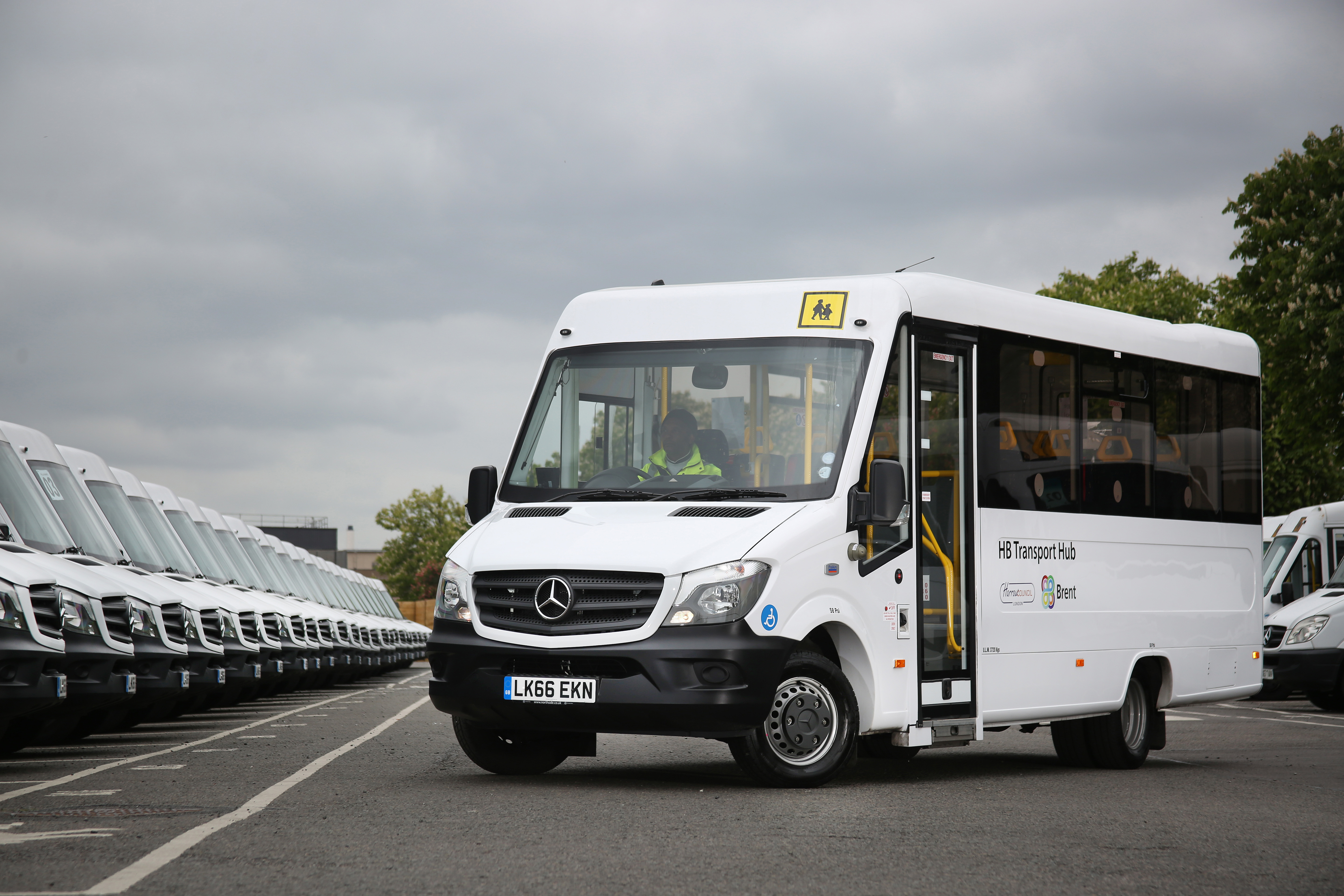Fraikin To Supply Harrow Council With New Minibus