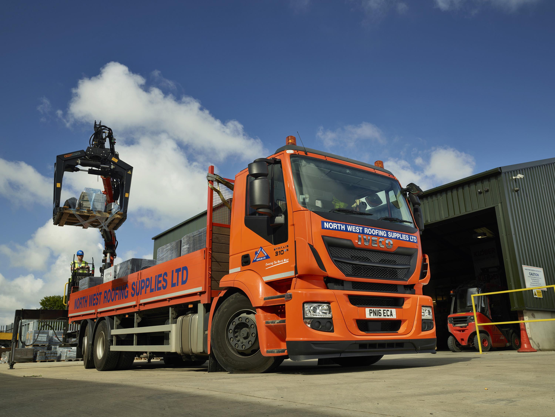 Iveco Stralis Hi Street Fleet Delivers For North West