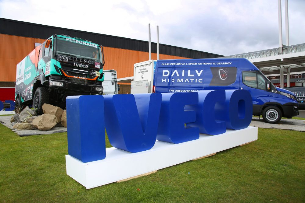 CV Show highlights: Iveco brings largest ever line-up to the