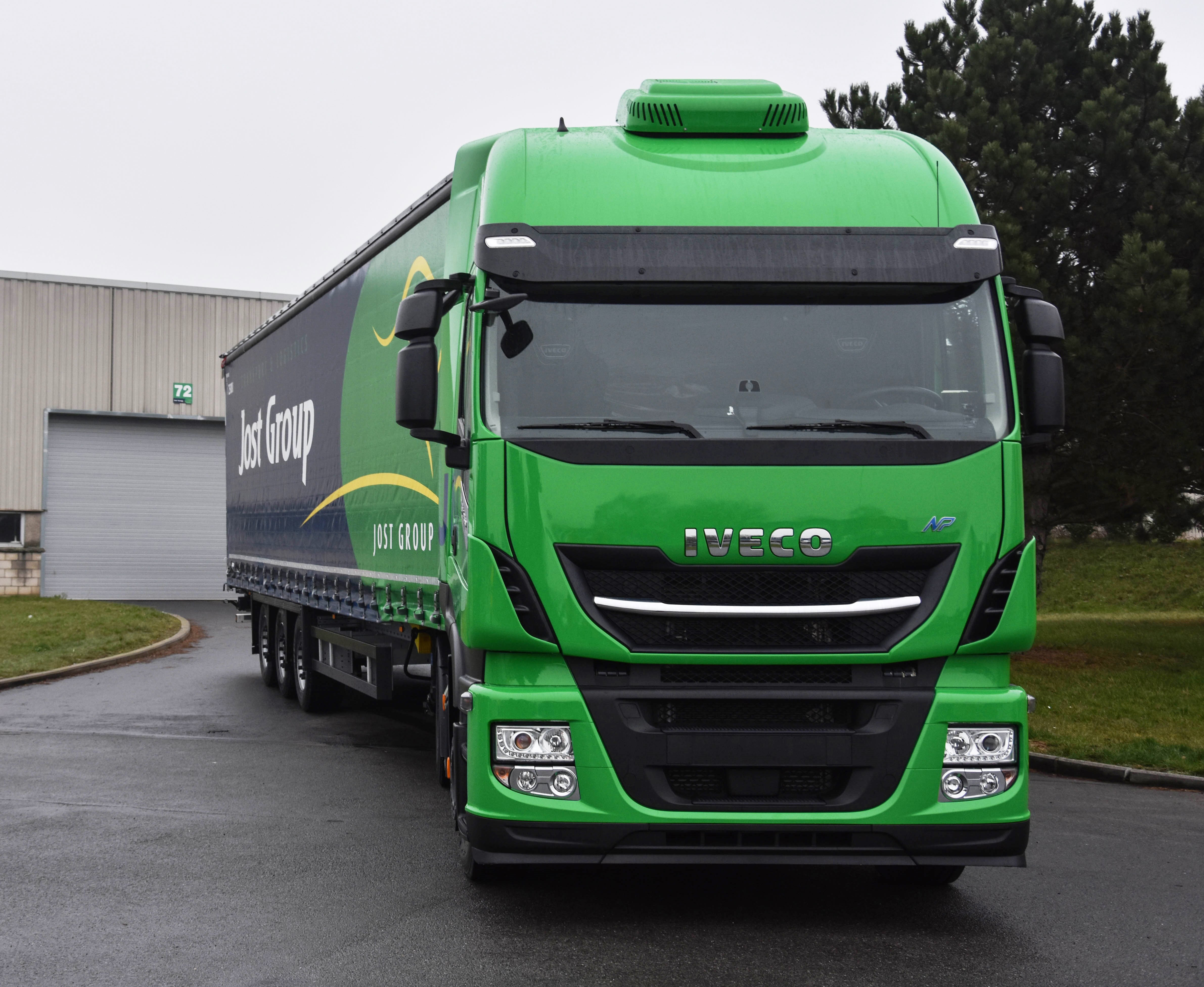 2951 Iveco Stralis Np Jost Group Iveco