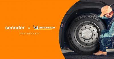 sennder_Michelin_partnership